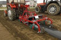 Maszyny do uprawy truskawki
